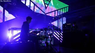 Oversize Double mixte Blacksun Empire/Broken Note/Bilain/ Live audivisuel DnB