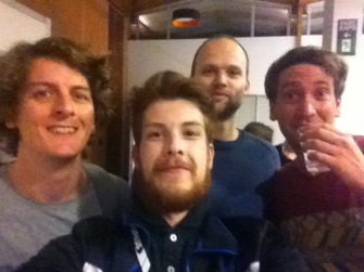 with noisia & the upbeats